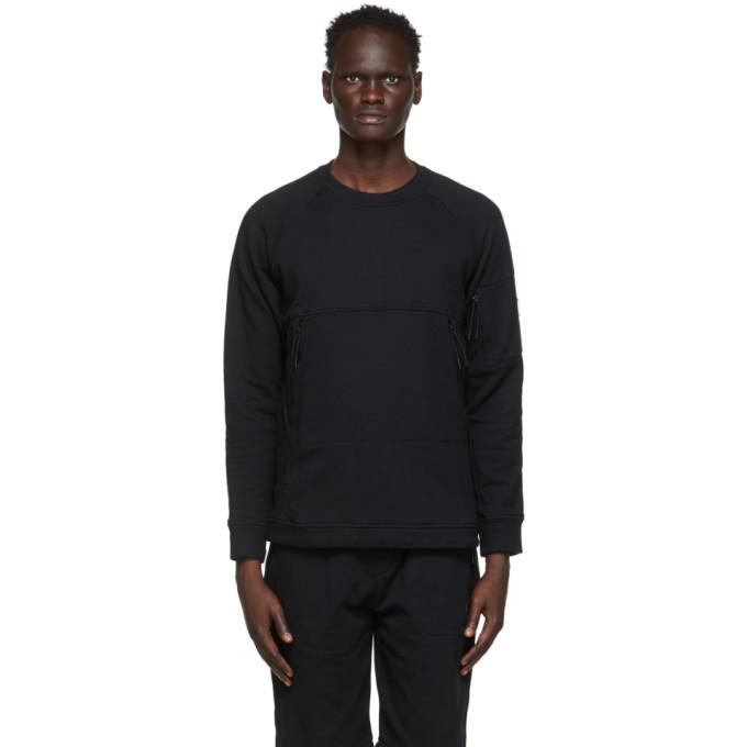 Photo: C.P. Company Black Utility Sweatshirt