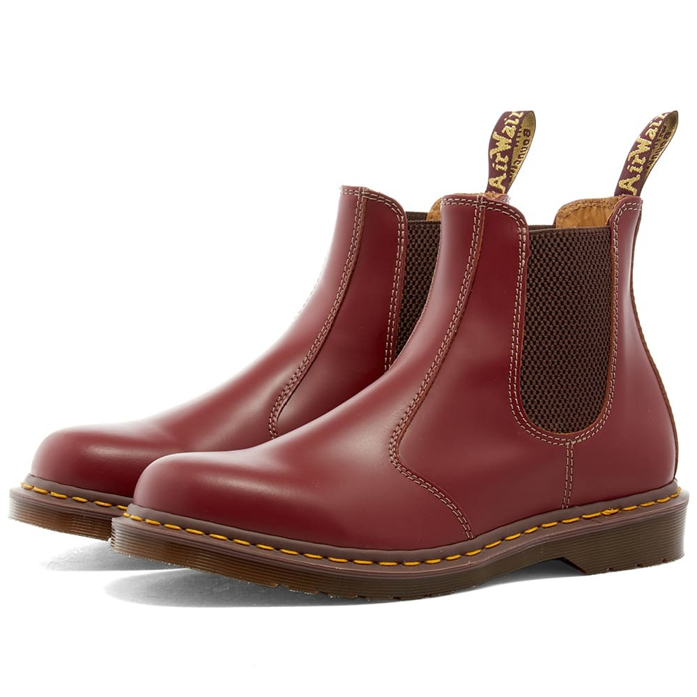 Photo: Dr. Martens Vintage 2976 Chelsea Boot - Made in England