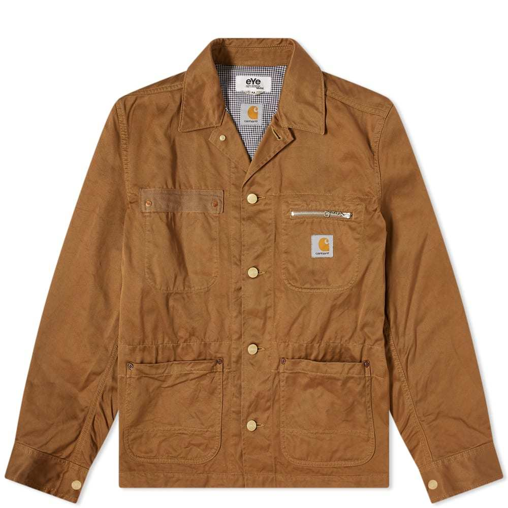 Photo: Junya Watanabe MAN X Carhartt Worker Jacket