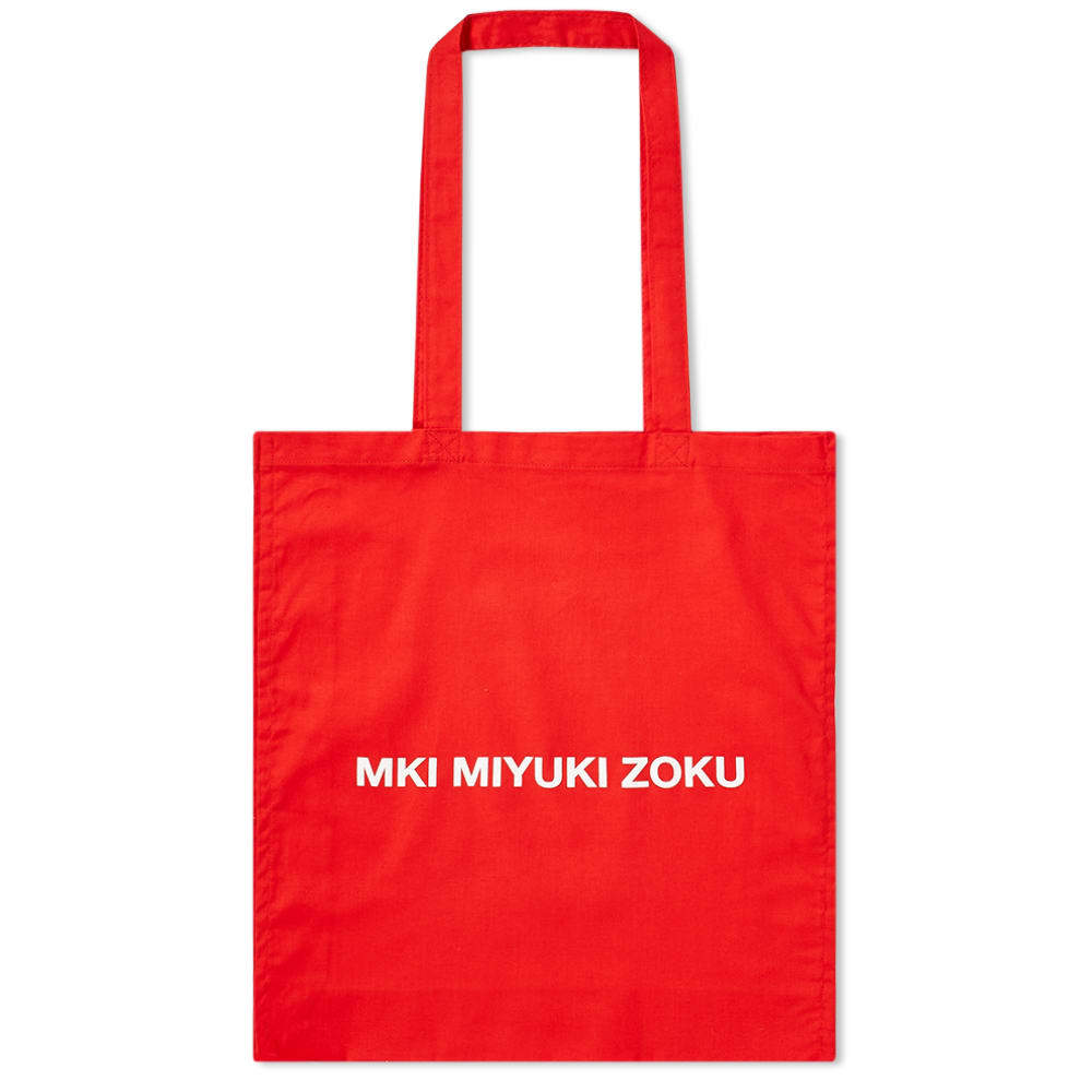 Photo: MKI Logo Tote Bag