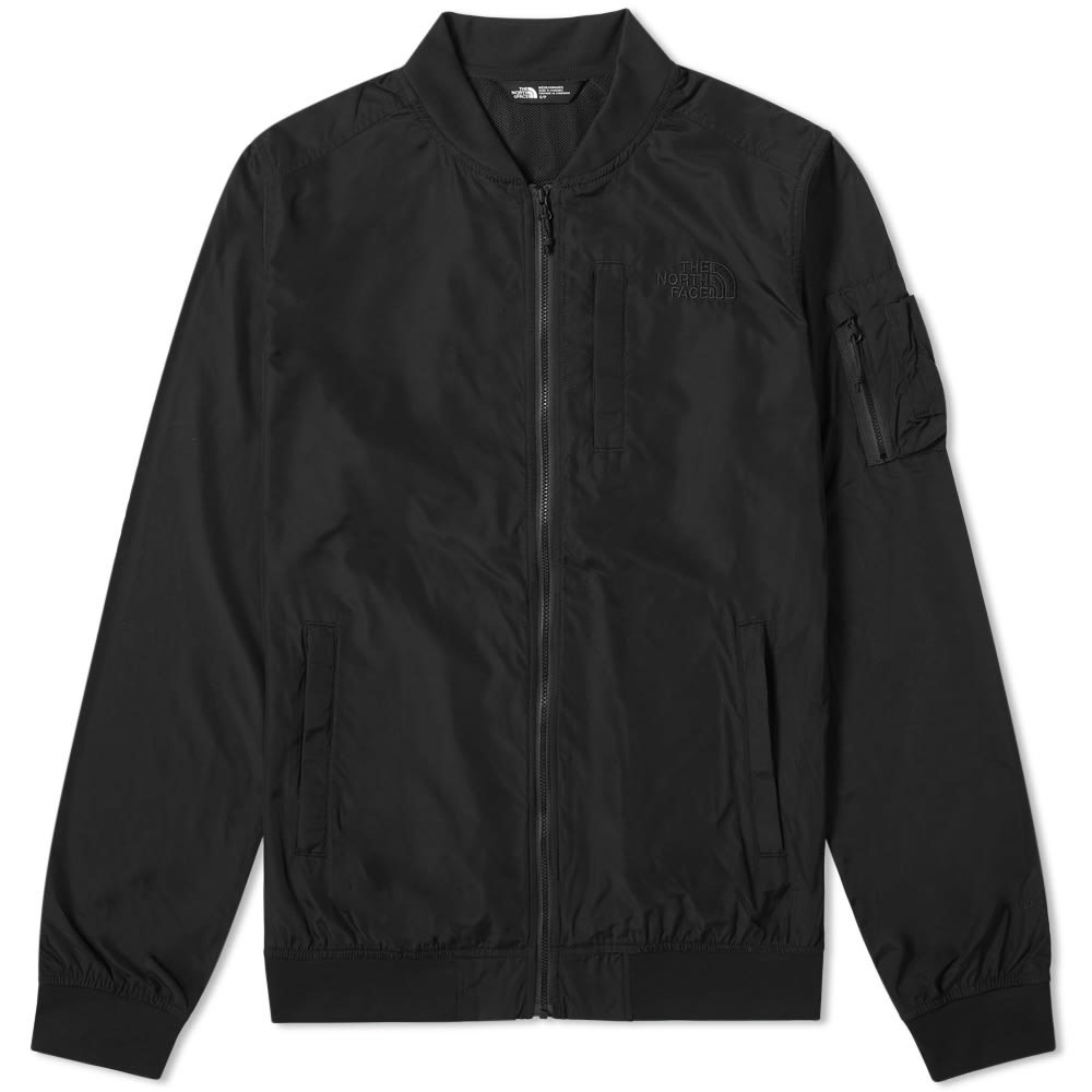 Photo: The North Face Meaford Bomber Jacket Black