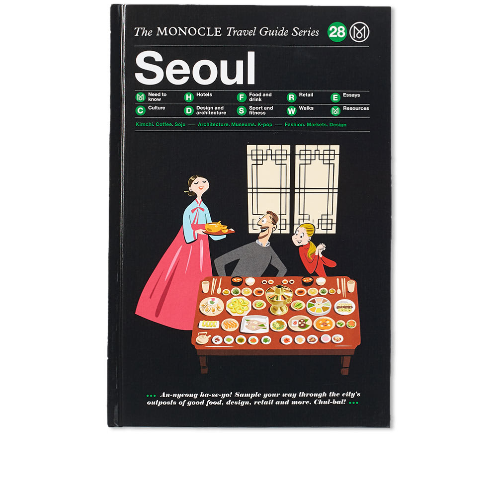 Photo: The Monocle Travel Guide: Seoul