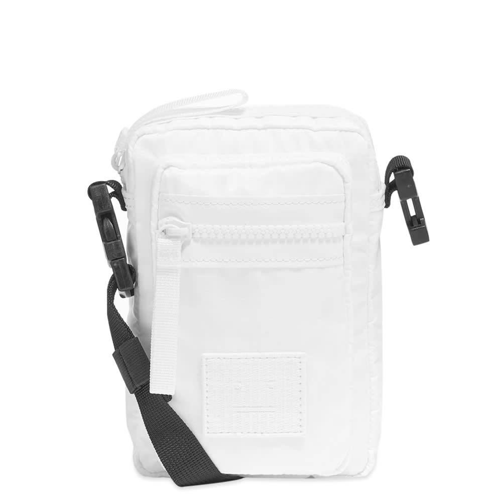 Acne Studios Arvel Face Shoulder Bag