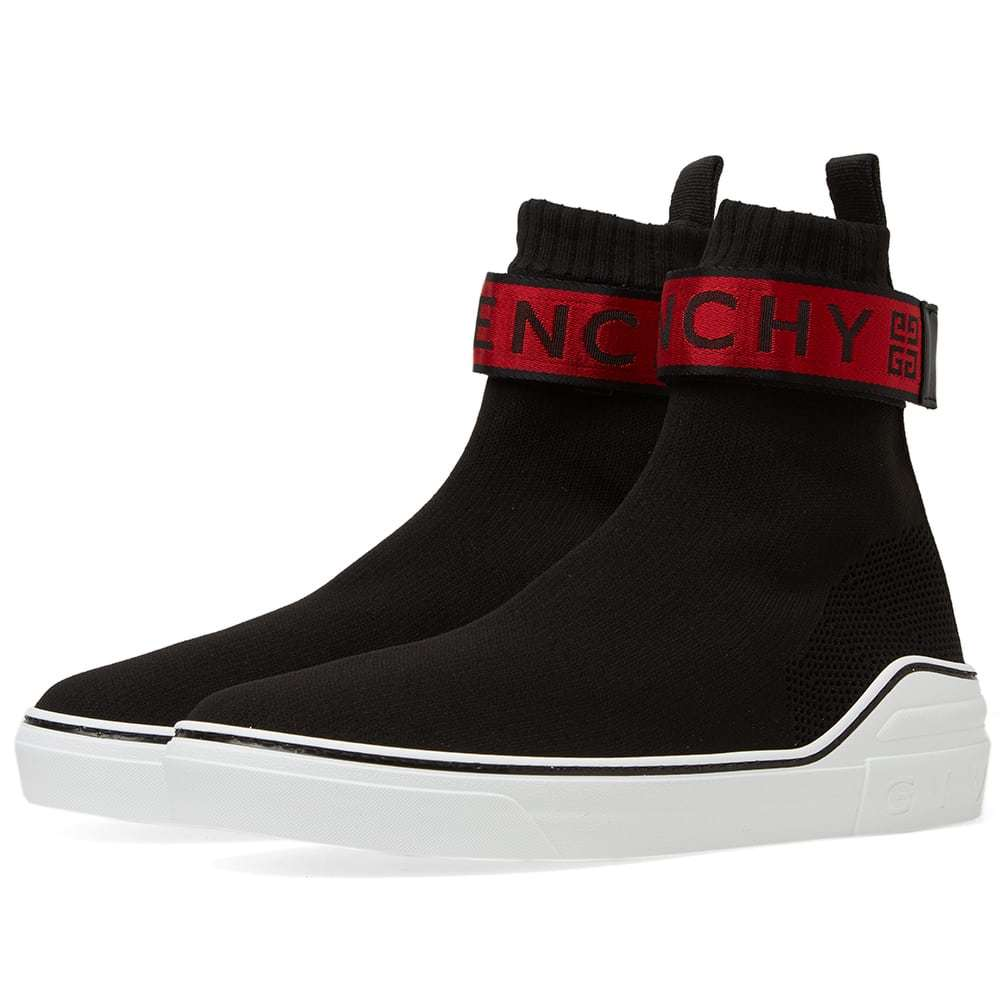 Photo: Givenchy George V Strap Sneaker