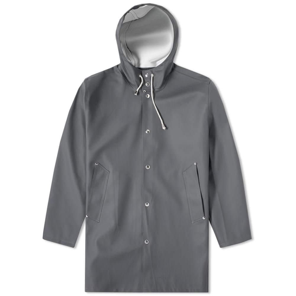 Photo: Stutterheim Stockholm Raincoat Grey