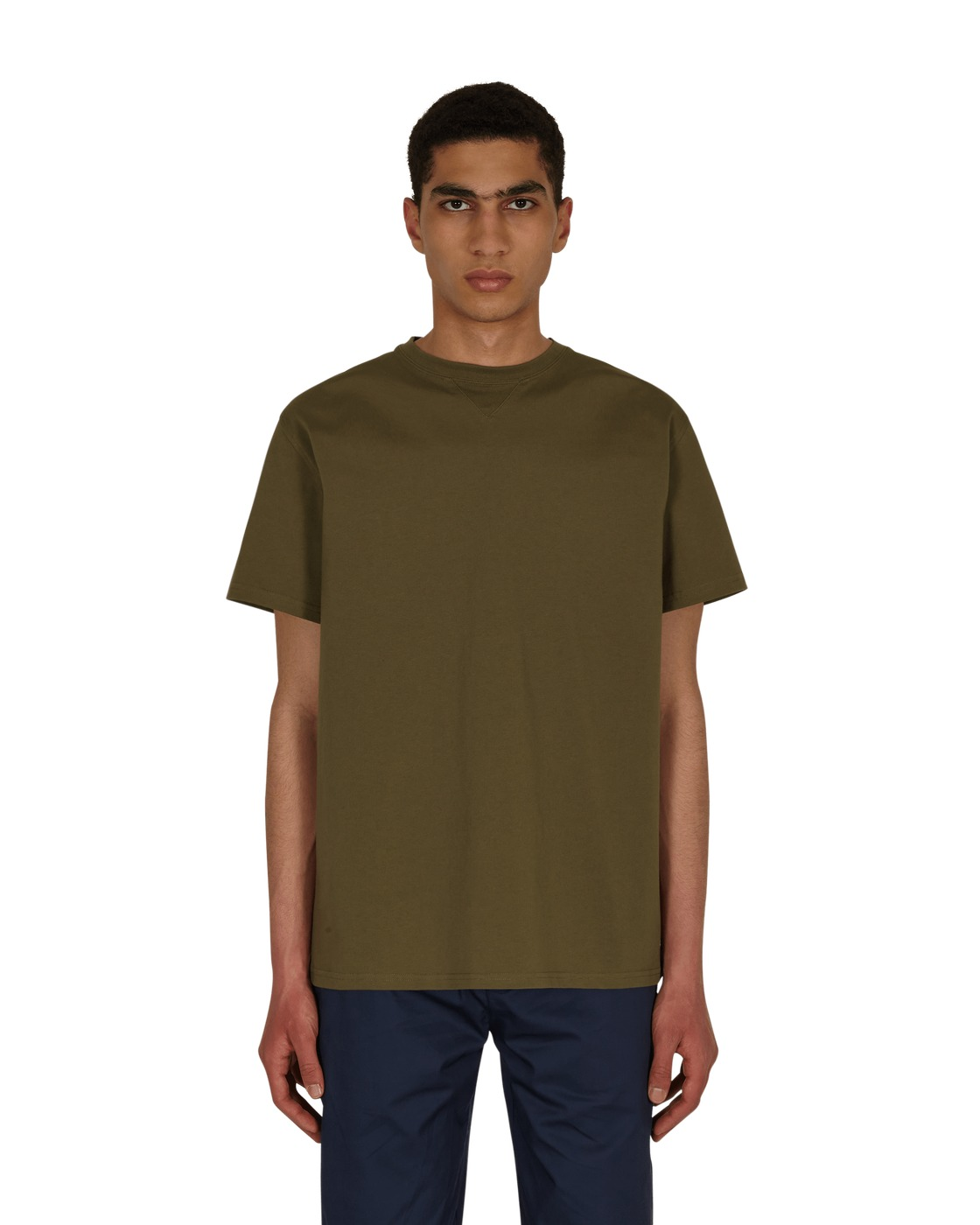 Photo: Converse Kim Jones T Shirt Burnt Olive