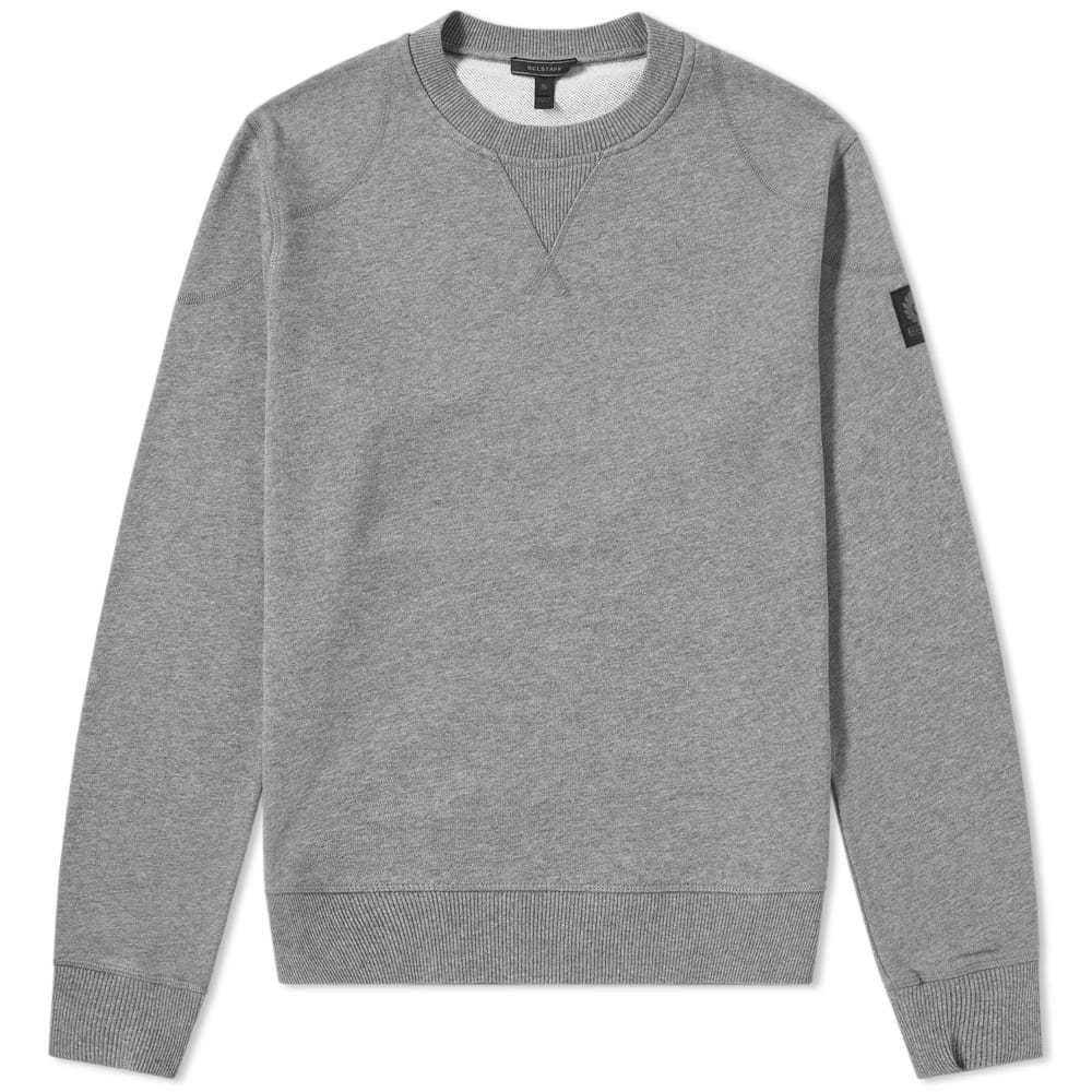 Belstaff Jefferson Crew Sweat Grey