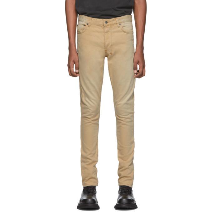 Ksubi Tan Chitch Jeans