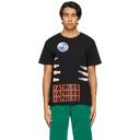 Raf Simons Black Sterling Ruby Edition Graphic T-Shirt
