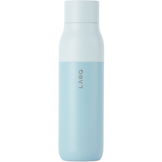 Photo: LARQ Blue Self-Cleaning Bottle, 17 oz