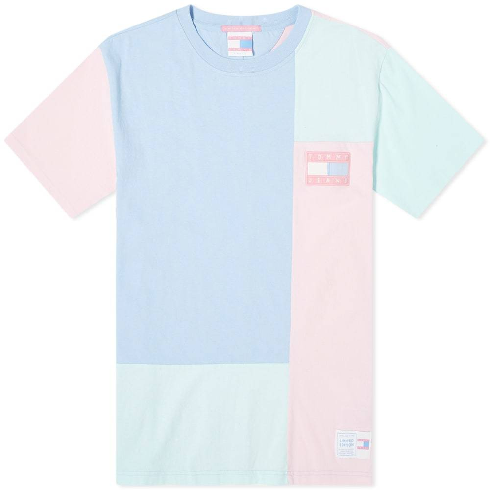 Tommy Jeans ABO TJM Color Block Tee