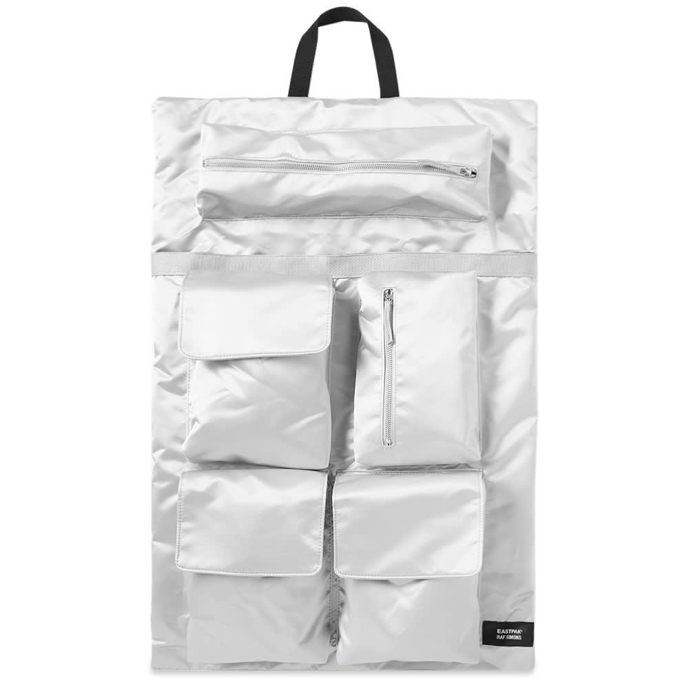 Photo: Eastpak x Raf Simons Large Couple Poster  Backpack