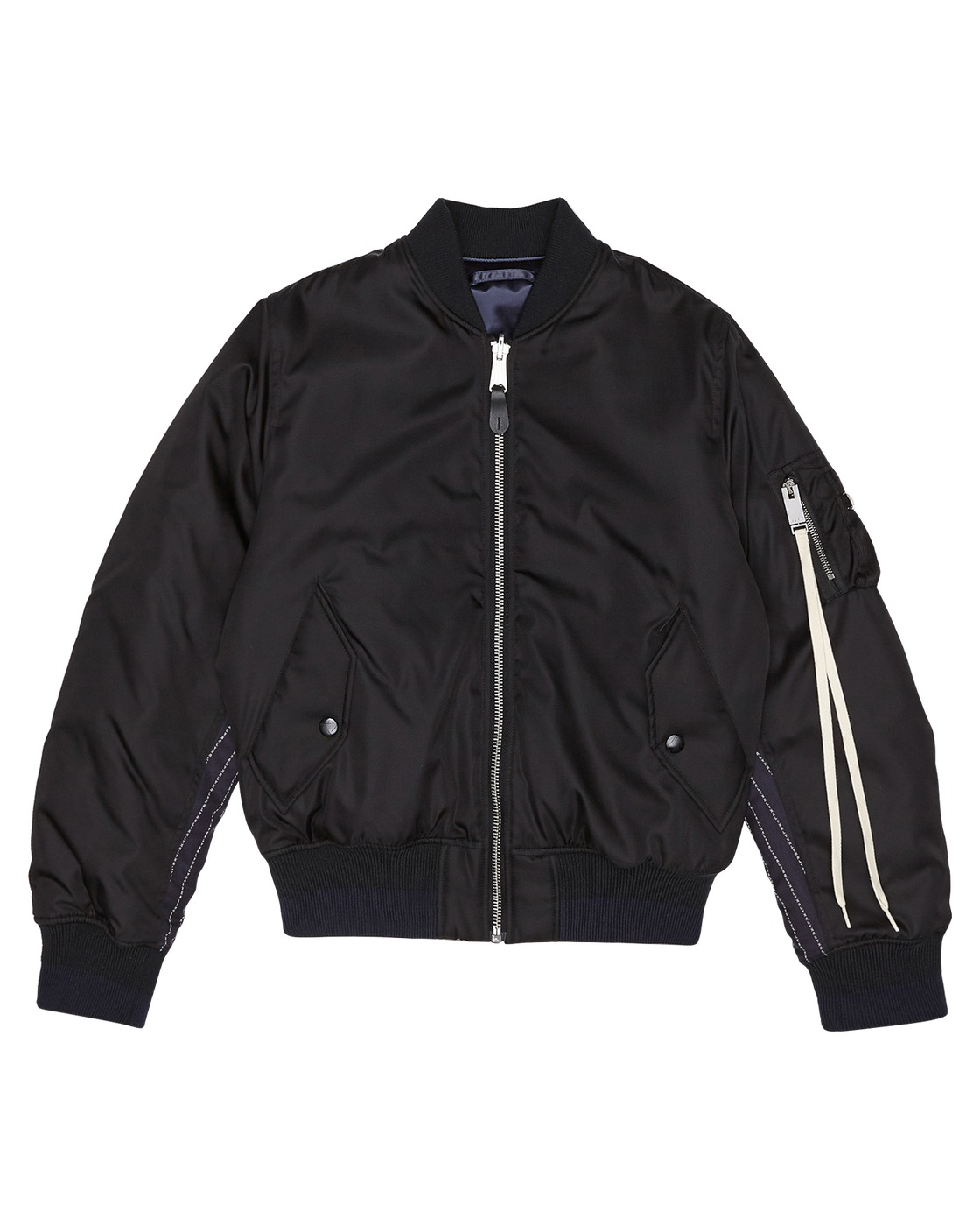 Photo: 1017 Alyx 9sm Reversible Bomber Jacket Navy