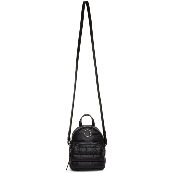 Moncler Black Small Kilia Bag