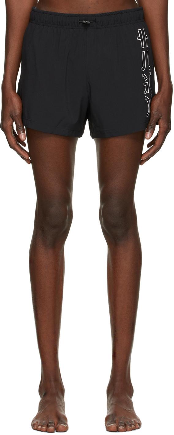 Photo: Hugo Black Koji Swim Shorts