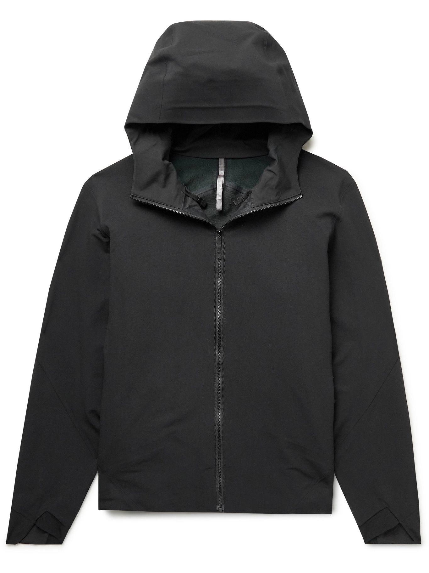 Veilance - Isogon MX Burly Hooded Jacket - Black