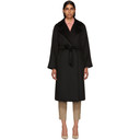 Max Mara Black Manuela Coat