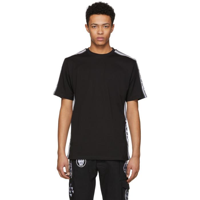 Photo: KTZ Black Line Tape T-Shirt