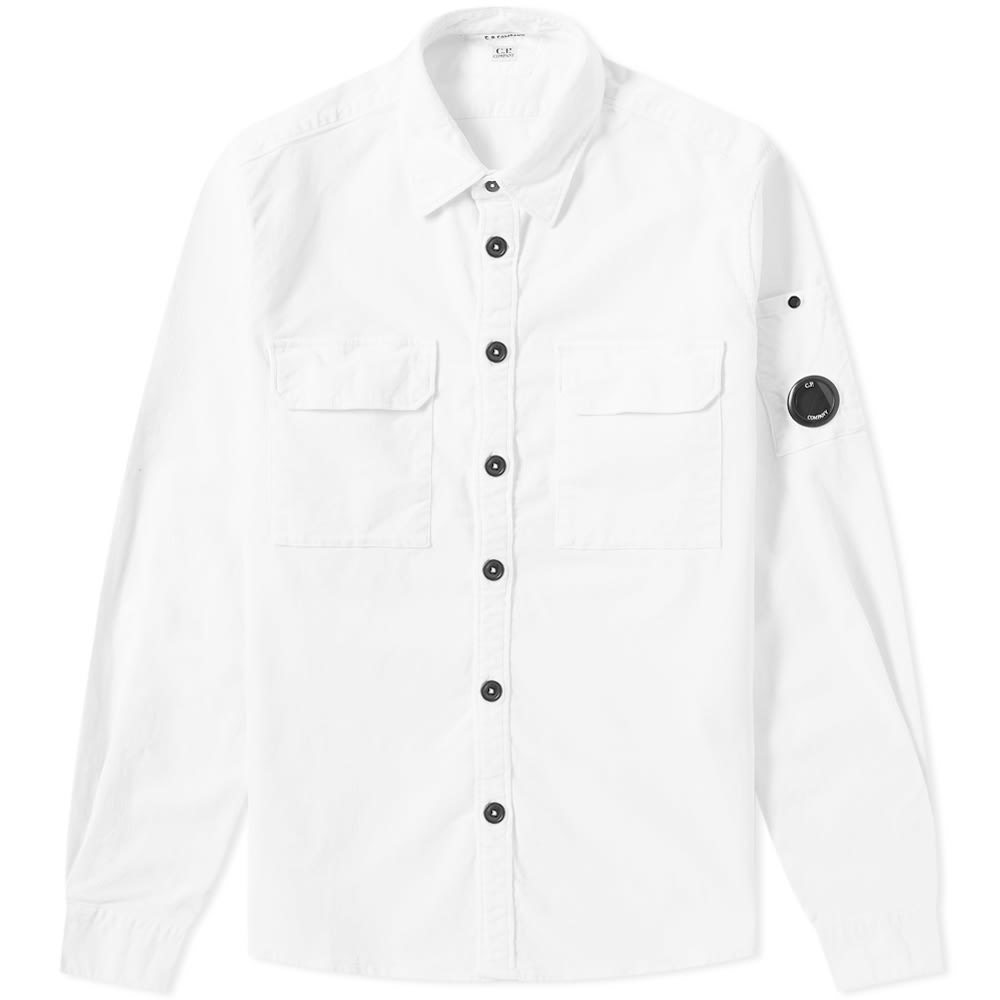Photo: C.P. Company Cord Pocket Overshirt