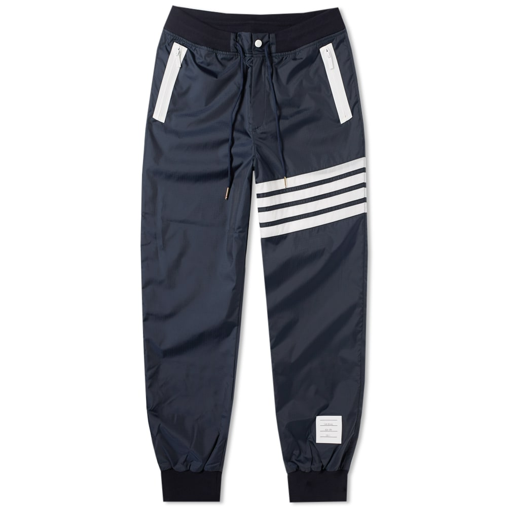 Photo: Thom Browne Technical Ripstop 4 Bar Pant