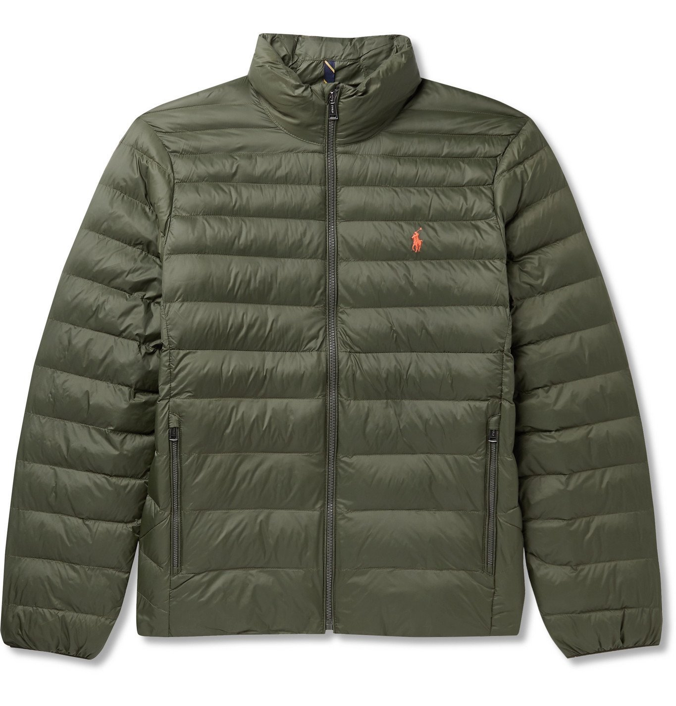 Photo: Polo Ralph Lauren - Quilted Recycled-Shell Jacket - Green