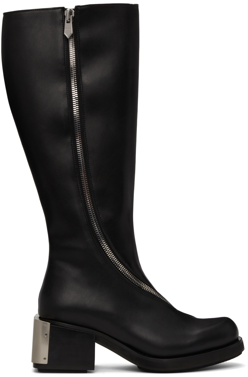 Photo: GmbH Faux-Leather Riding Boots