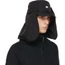 C.P. Company Black Chrome-R Visor Cap