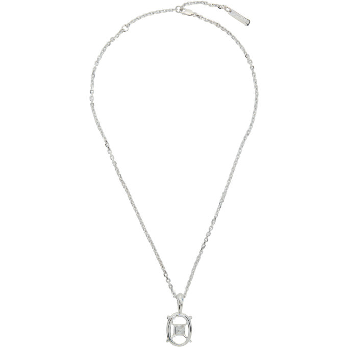 Photo: SWEETLIMEJUICE Silver Volley Necklace