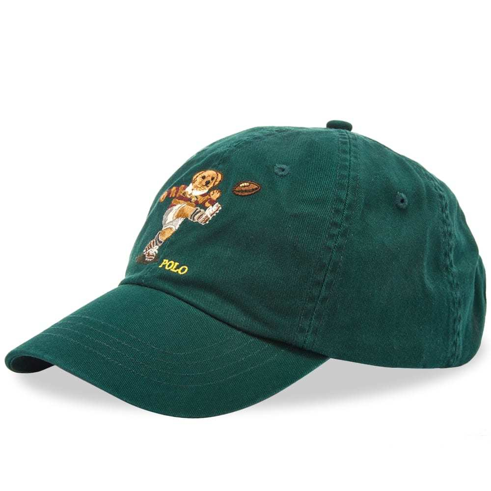 Photo: Polo Ralph Lauren Rugby Bear Baseball Cap