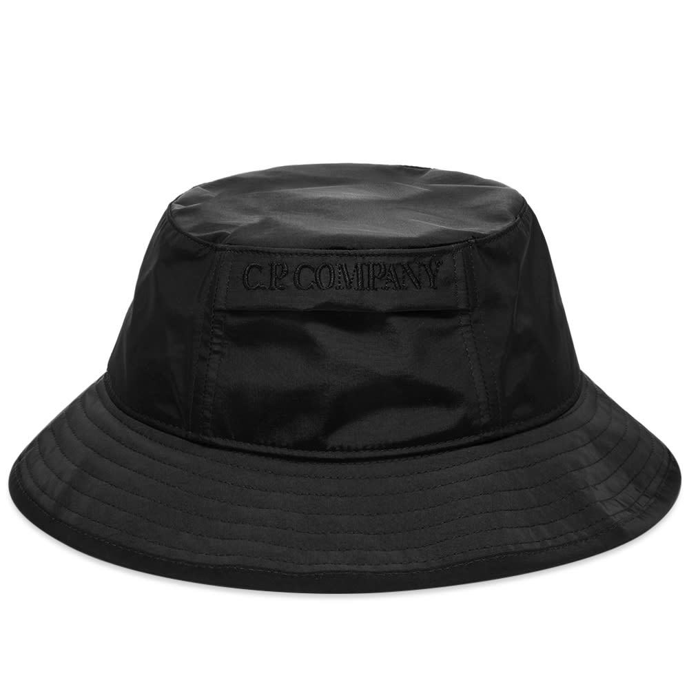 Photo: C.P. Company Nylon Bucket Hat