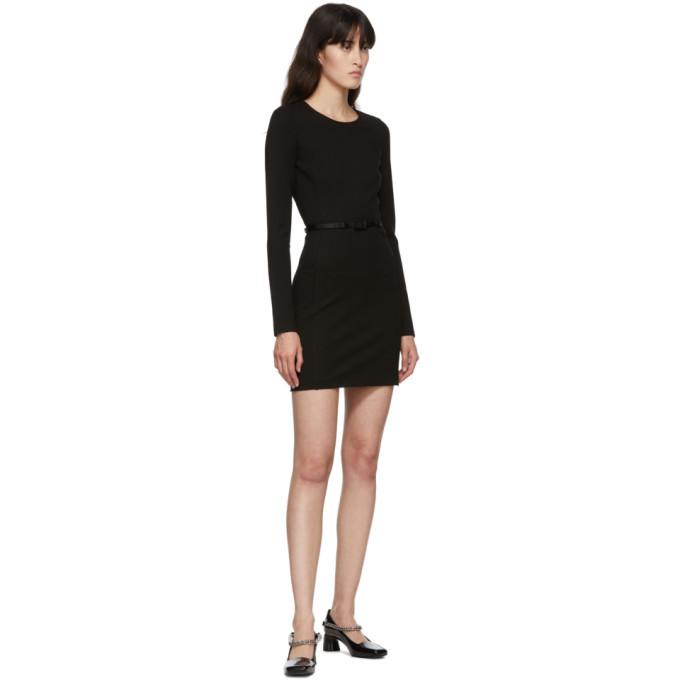 1017 ALYX 9SM Black Belted Mini Dress
