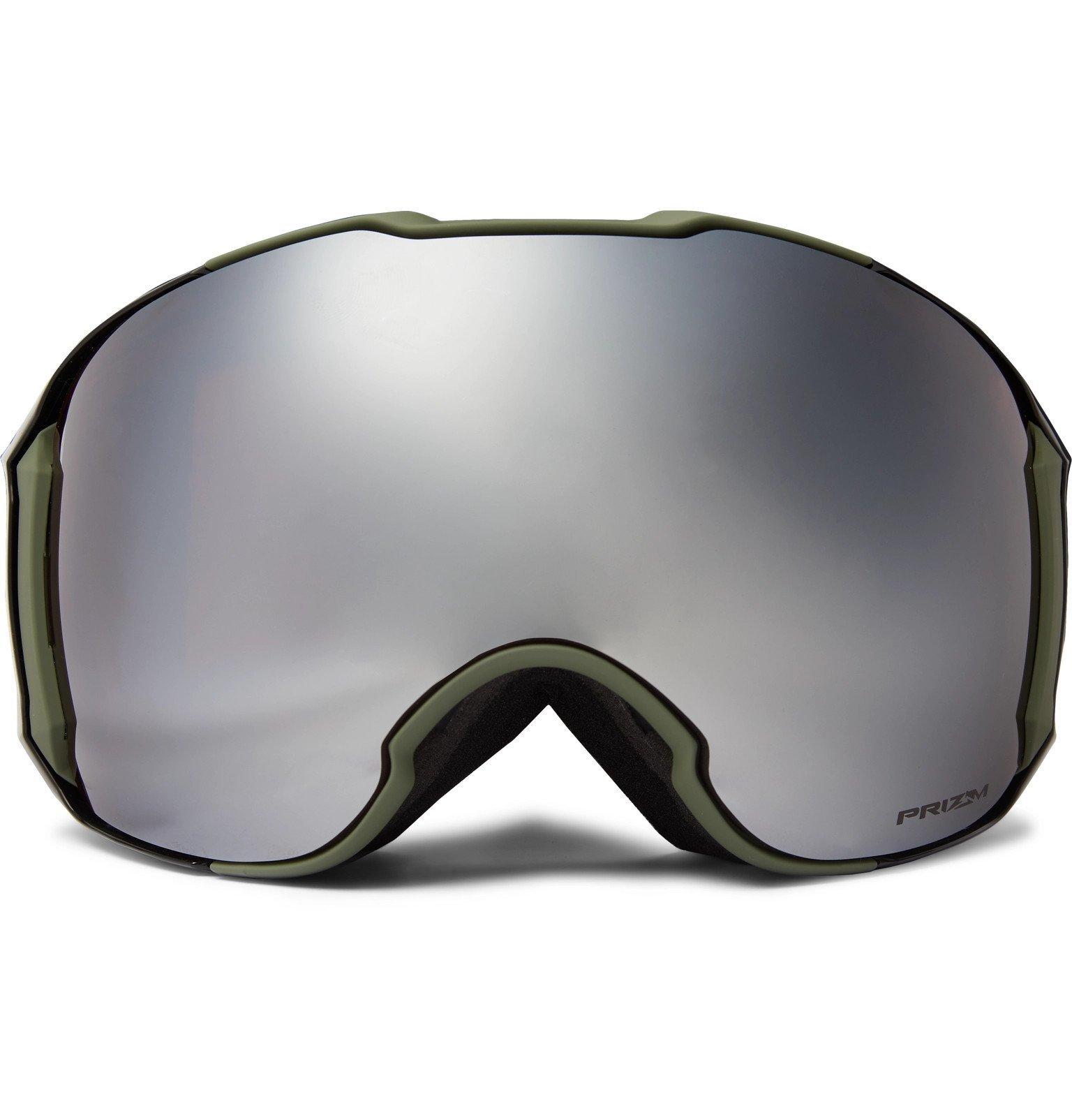 Photo: Oakley - Airbrake XL Snow Goggles - Green