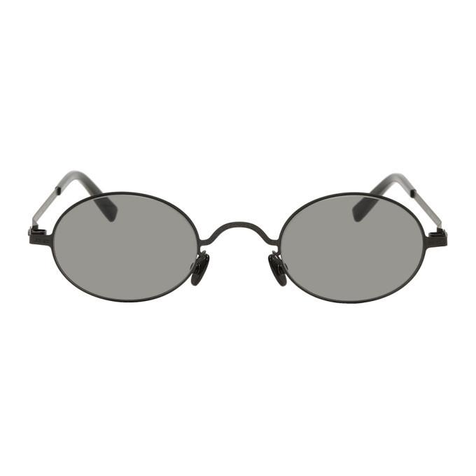 Photo: Maison Margiela Black Mykita Edition MMCRAFT005 Sunglasses