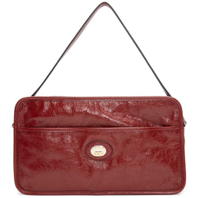 Photo: Gucci Red Morpheus Bag