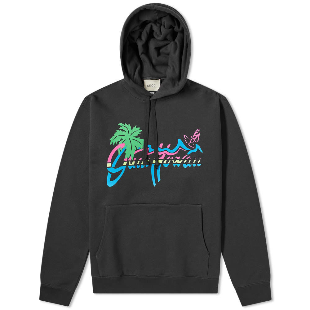 Photo: Gucci Beach Popover Hoody