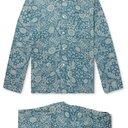 RRL - Bandana-Print Voile Pyjama Set - Blue - M
