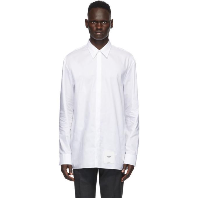 Photo: Maison Margiela White Relaxed Shirt