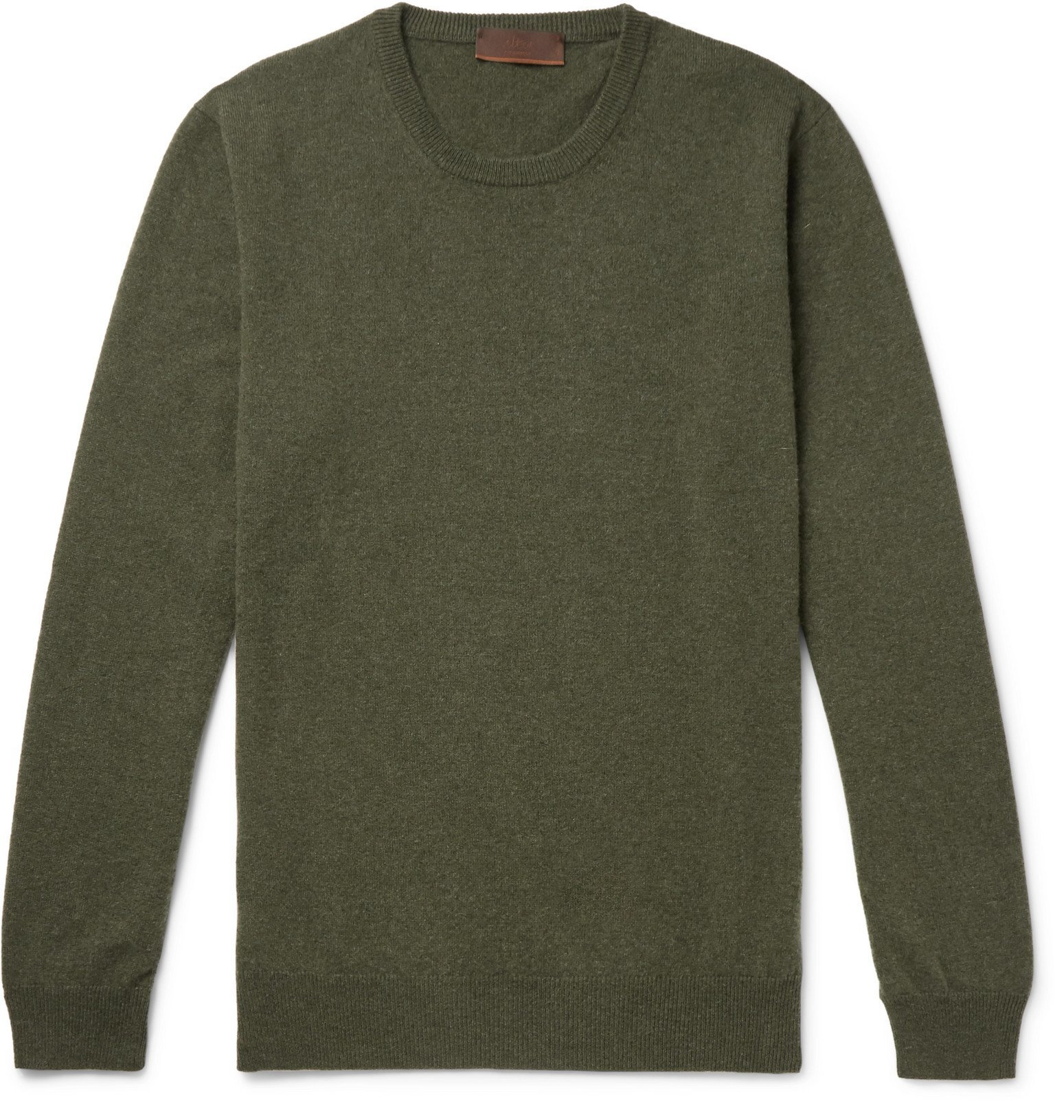 Photo: Altea - Cashmere Sweater - Green
