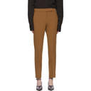 Max Mara Tan Wool Micenea Trousers