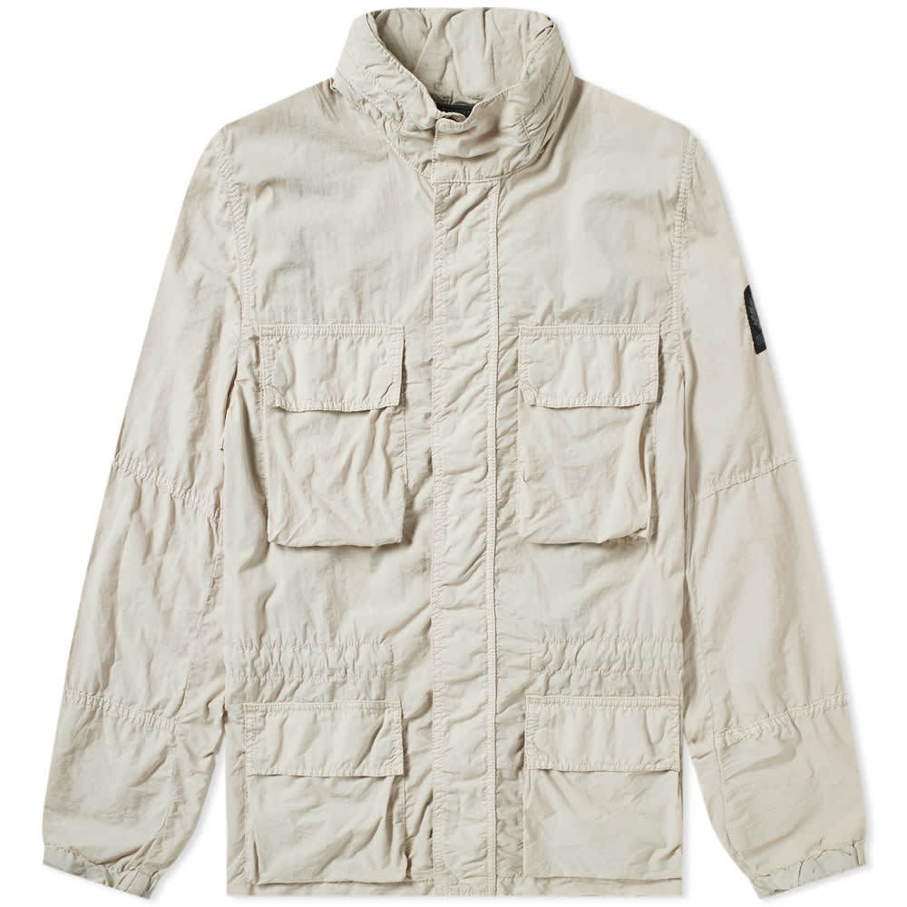 Photo: Belstaff Bantham Zip Pocket Nylon Jacket