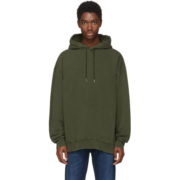 Shoptagr Goal Hood Extreme Wash Hoodie By Cheap Monday Assoass 1