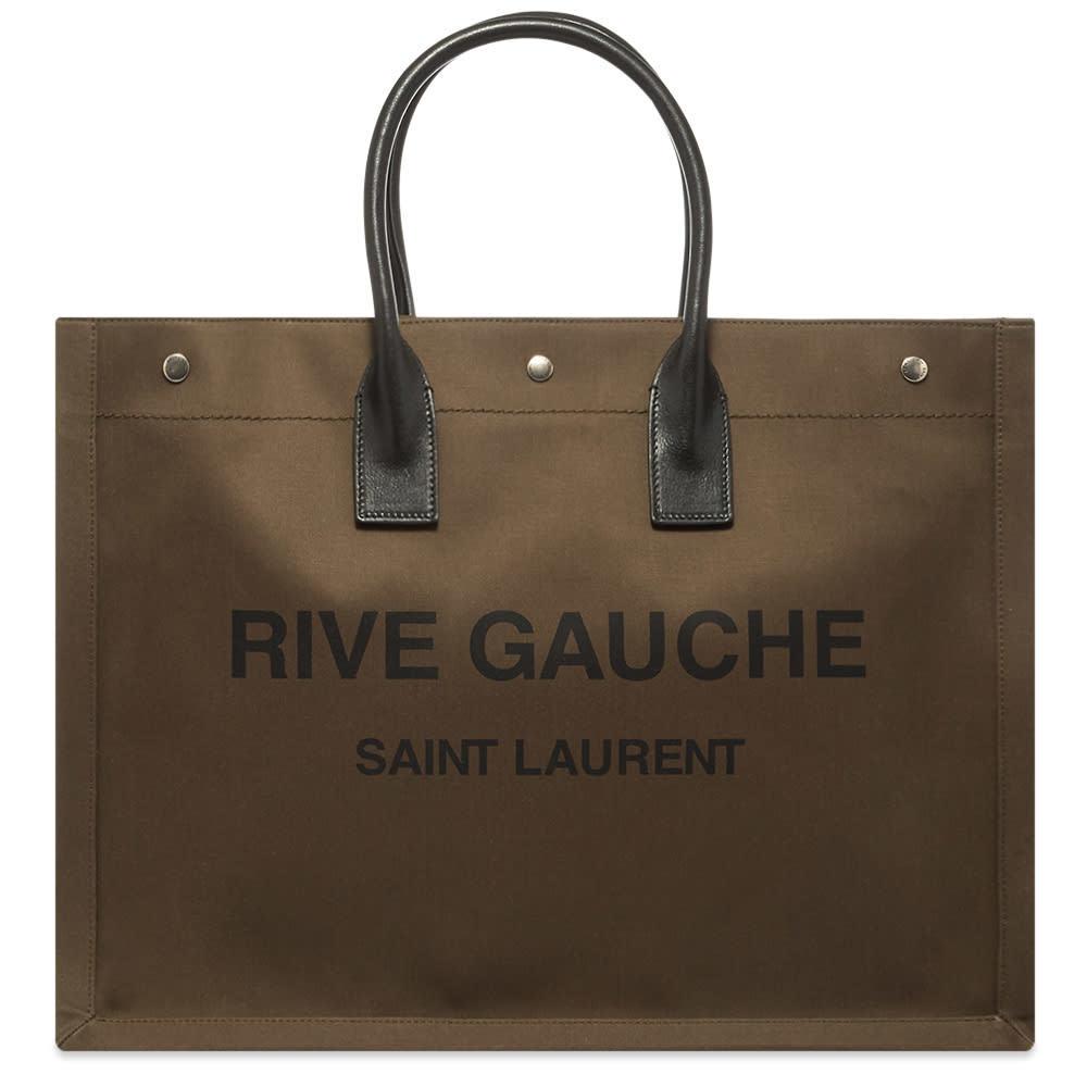 Photo: Saint Laurent Rive Gauche Tote Bag