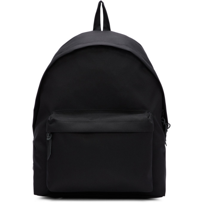 Photo: Nanamica SSENSE Exclusive Black Twill Daypack Backpack