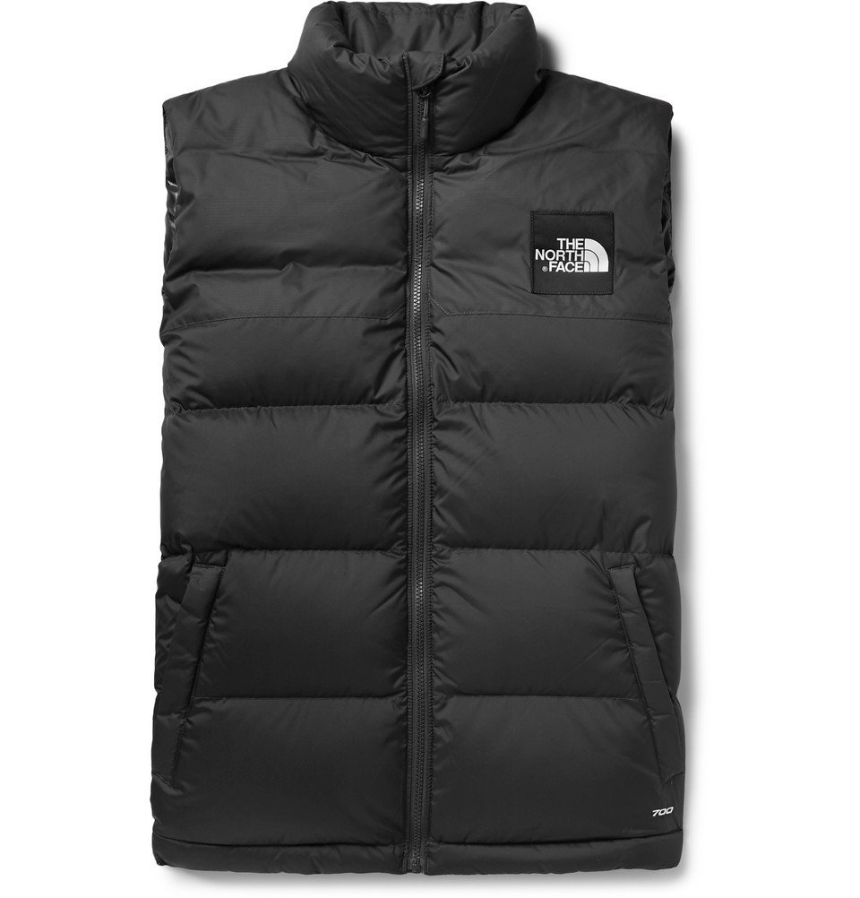Photo: The North Face - 1992 Nuptse Quilted Shell Down Gilet - Men - Charcoal