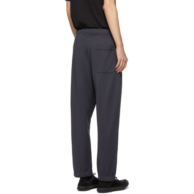 Lemaire Grey Track Pants
