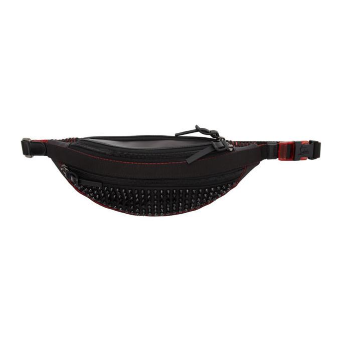 Photo: Christian Louboutin Black Parisnyc Belt Bag