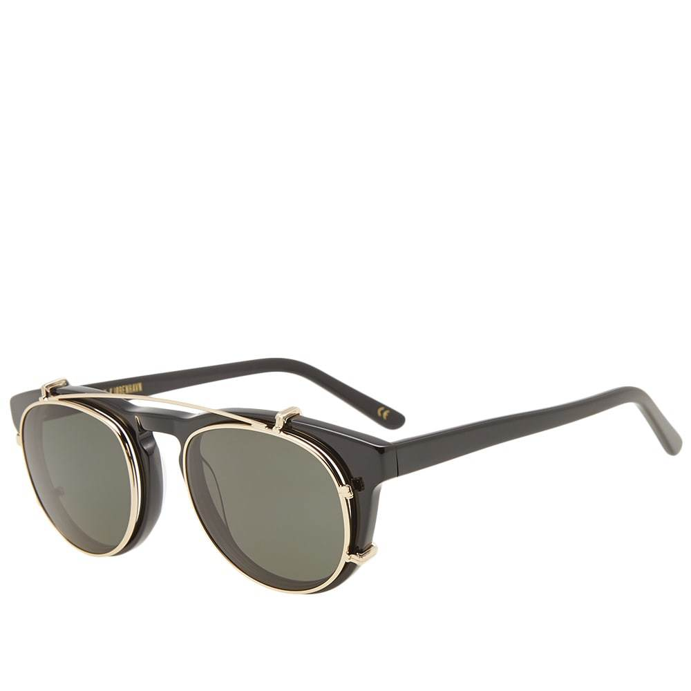 Photo: Han Timeless Clip-On Sunglasses Black