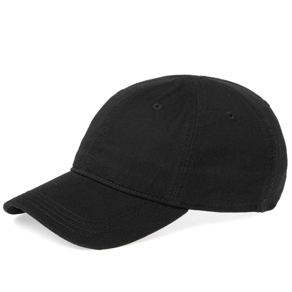 Photo: Lacoste Small Logo Cap Black