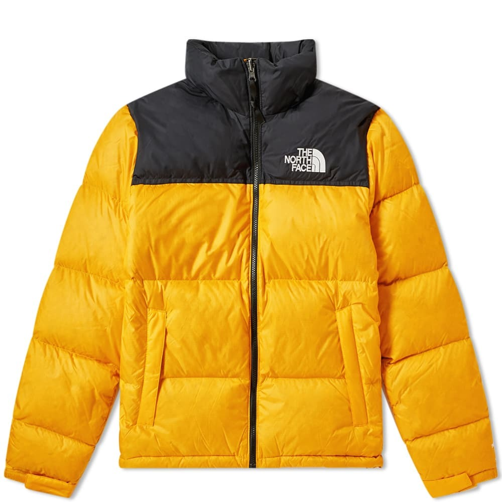 Photo: The North Face 1996 Retro Nuptse Jacket Zinnia Orange