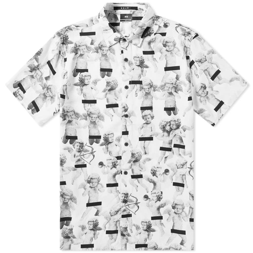 Photo: Ksubi Short Sleeve Naughty Boys Shirt